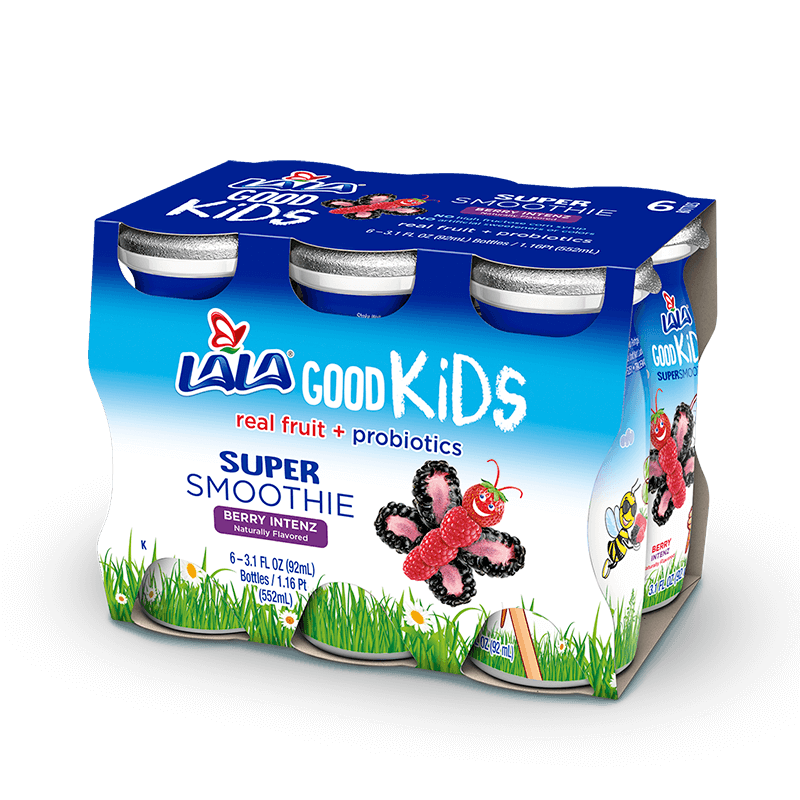 Berry Intenz LALA® Good Kids® Super Smoothie