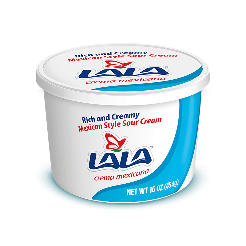 LALA® Mexican Style Sour Cream