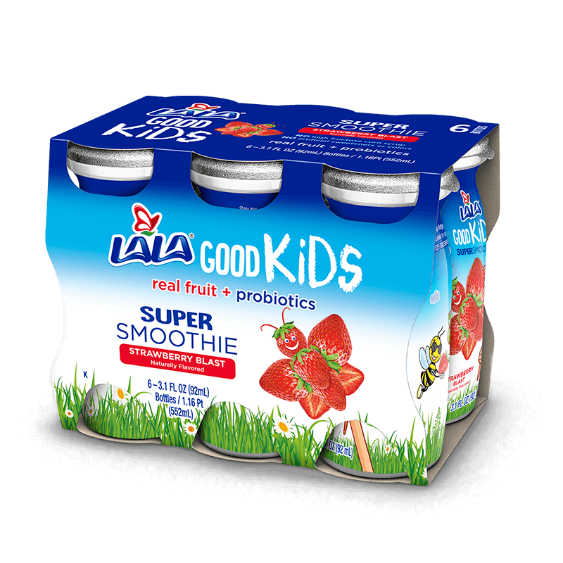 LALA® Good kids™ super Smoothie