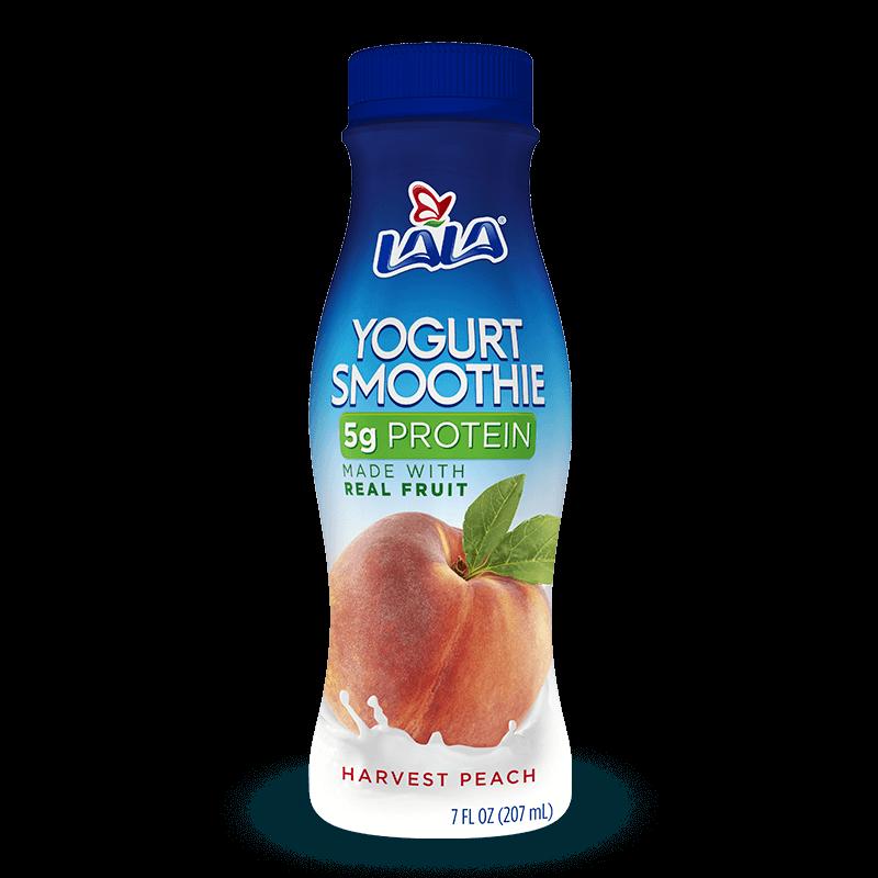 Yogurt Smoothie de Durazno de Cosecha LALA®