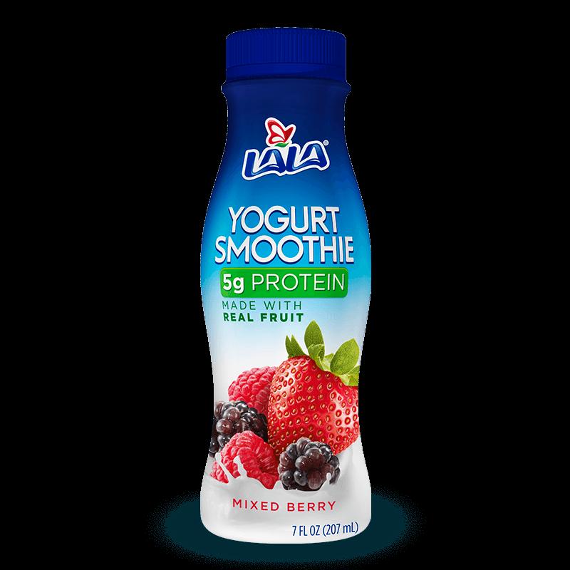 Mixed Berry LALA® Yogurt Smoothie