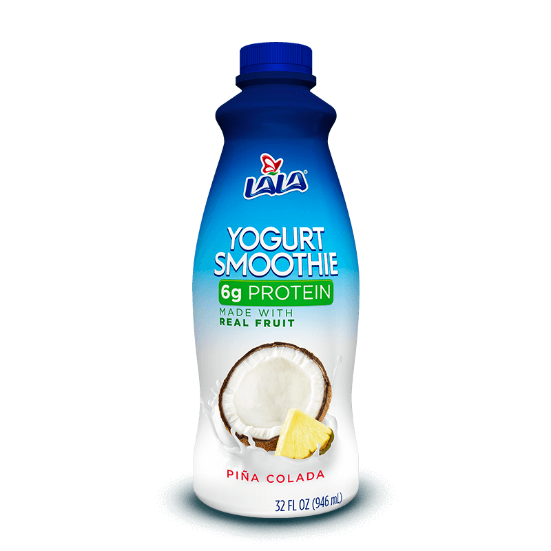 Pina Colada LALA® Yogurt Smoothie