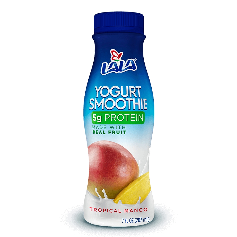 Tropical Mango LALA® Yogurt Smoothie
