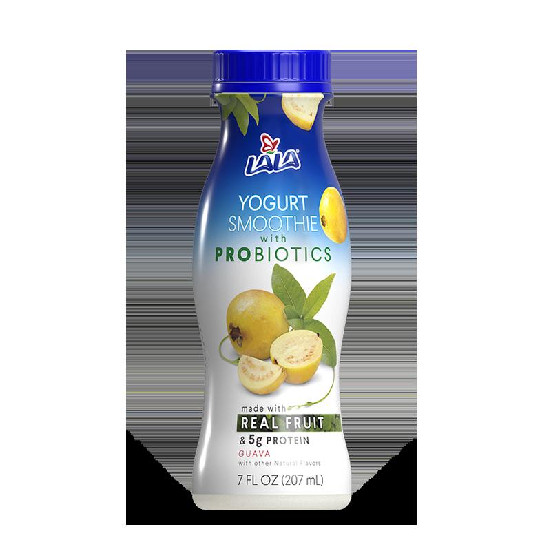 Guava LALA® Yogurt Smoothie