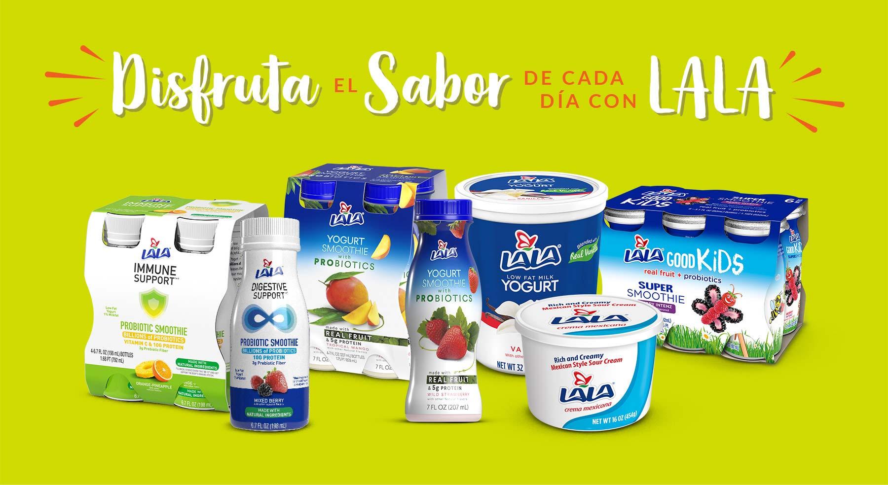 LALA Foods